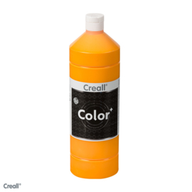 Creall-color schoolverf 1000cc donkergeel
