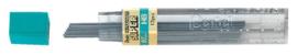 Potloodstift Pentel 0.7mm zwart per koker HB