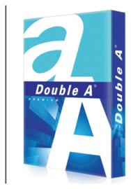 120 pak Kopieerpapier Double A Premium A4 80gr wit 500vel