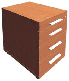 Bien bureau container met pennenlade