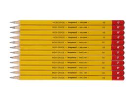 12 potloden Bruynzeel 6B