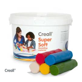 Creall super soft boetseermateriaal 3+