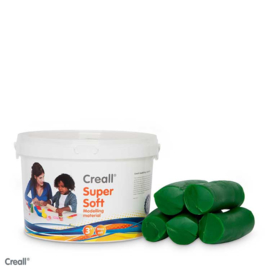 1750gr Creall-supersoft groen