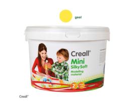 1100g Creall-mini silky soft geel