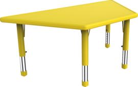 Dumi trapeziale tafel - geel