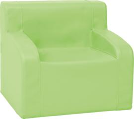 Fauteuil Afm. 49 x 39 x 45 cm  - Groen