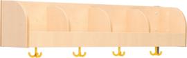 Garderobe plank Flexi 4