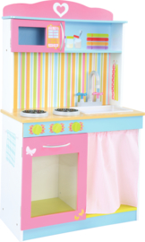 Houten keuken - Lila