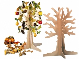 Thema boom groot