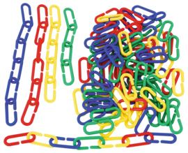 Tellen plastic schakels