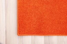 Eenkleurig tapijt - terracotta 2 x 3 m