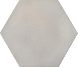 Geluiddempende zeshoek - platina, 40 mm
