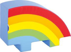 Zachte speeltuin - Regenboog