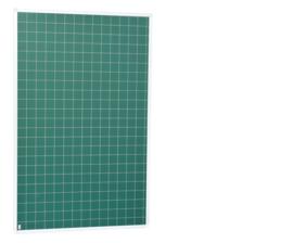 Expo borden voor opzetkasten - schoolbord met ruit