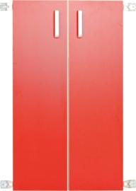 Deur voor niveau verhoger XL (092819) - rood