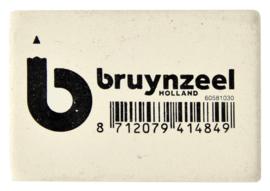Gum Bruynzeel extra zacht 30 stuks - Wit