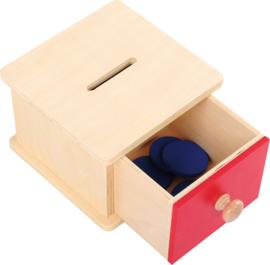 Vormen box rondjes