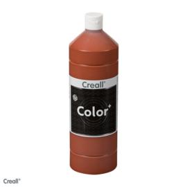 Creall-color schoolverf 1000cc lichtbruin