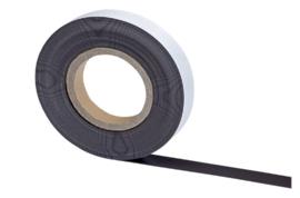 Magnetisch tape 10 m. x 45 mm., beschrijf- en wisbaar, zelfklevend