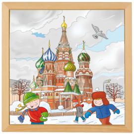 Puzzel Moskou