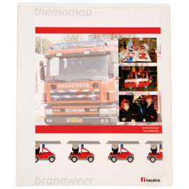 Themamap Brandweer