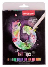 Vergroten Bruynzeel Kleurstift Bruynzeel Teens Superpoint licht ass