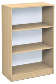 Expo medium boekenkast - esdoorn