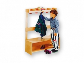 Garderobe compleet