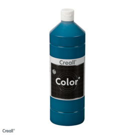 Creall-color schoolverf 1000cc  turquoise