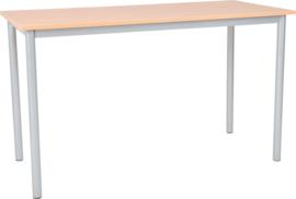 LOGO tafel - aluminium - beuken
