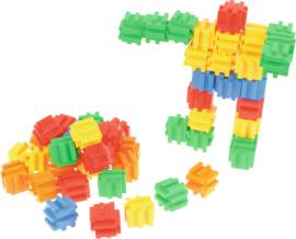 Bouwblokken - 3D-kubussen
