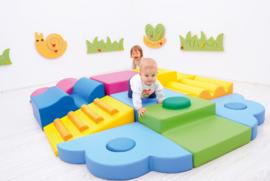 Set van foam voor baby's