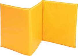 Gymnastiekmat 155x62x2cm - Oranje