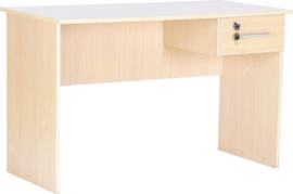 Vigo-bureau met 1 lade - esdoorn