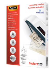 Lamineerhoes Fellowes A5 2x125micron 100stuks
