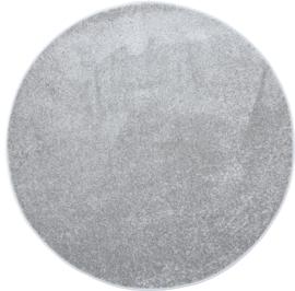 Rond tapijt - diam. 80 cm - grijs