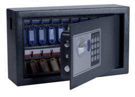 Sleutelkast Pavo high security 20 haken 205x347x147mm