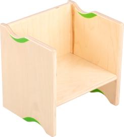 Flexi stoel 2 in 1
