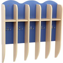 Plank voor bekers - blauw
