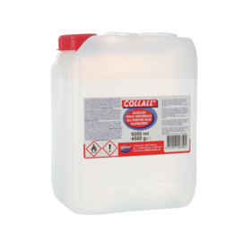 Collall lijm transparant 5 liter can