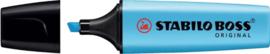Markeerstift STABILO Boss Original 70/31 blauw