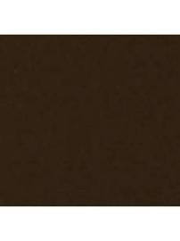 Knutselpapier donker bruin