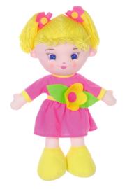 Stoffen pop - Klara