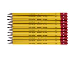 12 potloden Bruynzeel 2B