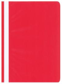 10x Snelhechter Quantore A4 PP rood