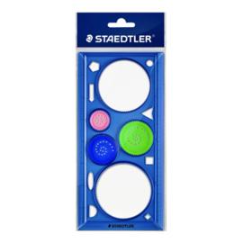 Tekensjabloon Staedtler 576 design