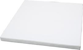 Witte mat