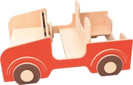 Speelauto 110cm - Hout