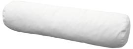Witte rol, lengte: 120 cm