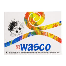 Waskrijt Wasco 1010 Talens 12 dlg.
